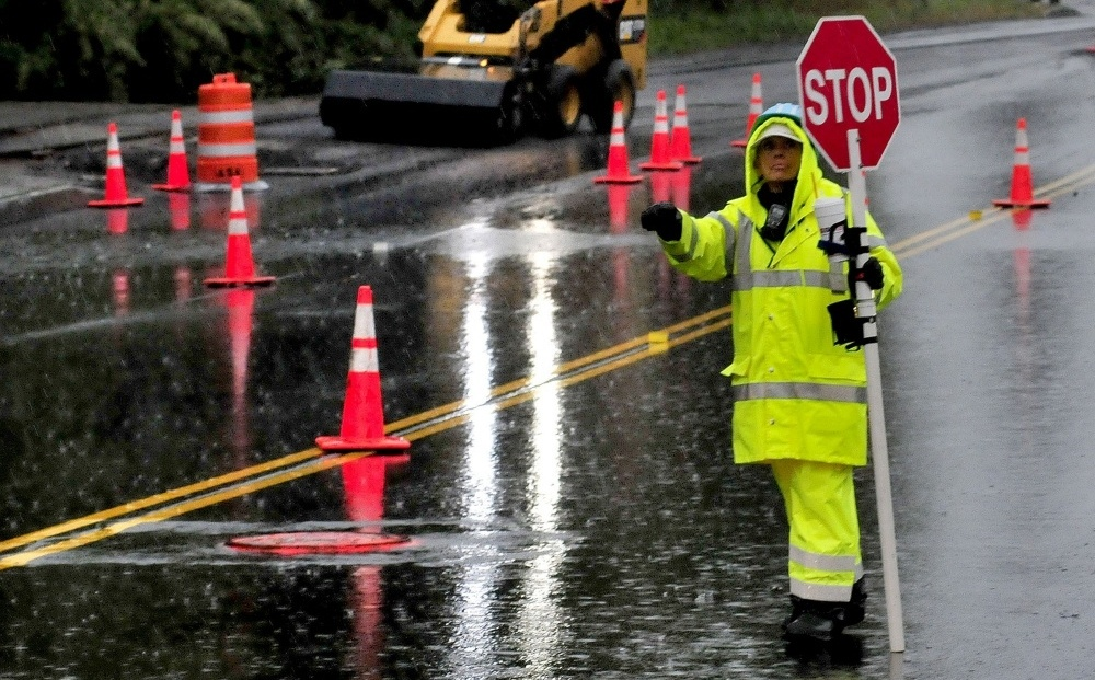 Choose the Right Rain Gear For The Job